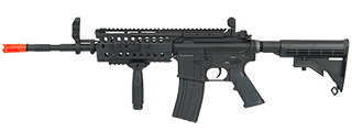 DBOYS BI-3381M M4 S.I.R. FULL METAL AIRSOFT AEG (COLOR: BLACK)
