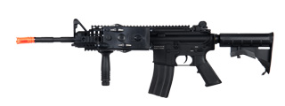 DBOYS BI-3581M M4 CASV FULL METAL AIRSOFT AEG (COLOR: BLACK)