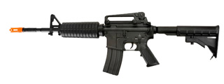 Dboys BI-3681M M4A1 Carbine AEG Metal Gear/Body, Retractable LE Stock