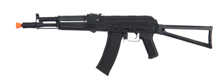 Cyma CM031D AKS-74U AK-104 AEG Metal Gear, Full Metal Body, Metal Side Folding Stock