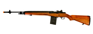 LT-732W M14 AIRSOFT AEG RIFLE (IMITATION WOOD)