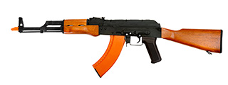 Cyma CM036 AK-47 AEG Metal Gear, Full Metal Body, ABS Wood Stock and Handguard