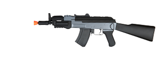 Cyma CM037 AK-47 Beta Spetsnaz Tactical CQB AEG Metal Gear, Full Metal Body, Fixed Stock