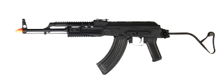 Cyma CM050A AK PMC AEG Metal Gear, Full Metal Body, Electric Blow-Back System, Black