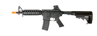 JG FB6624 M4 CQB-R, Full Metal w/ Adjustable Stock
