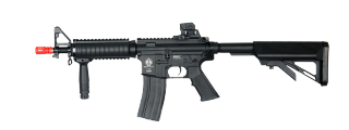 ICS ICS-127 M4 CQB RIS Metal Body in Black