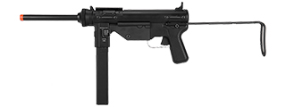ICS ICS-200 M3 WWII Submachine Gun AEG in Black