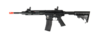 ICS ICS-221 M4A1 Tubular R.A.S. L, Full Metal, Black