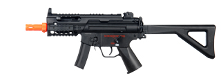 JG JG204 M5K PDW RIS AEG Metal Gear, Full Metal Body, Side Folding Stock
