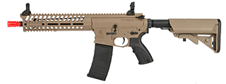 LT-101TR MULTI-MISSION CARBINE w/RECOIL SYSTEM (COLOR: TAN & BLACK) 10.5 INCH BARREL