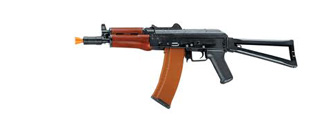Dboys RK-01 AKS-74U AEG Metal Gear, Full Metal Body, ABS Wood, Side Folding Stock