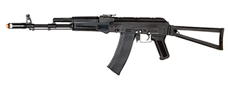 Dboys RK-02 AK-74S AEG Metal Gear, Full Metal Body, Metal Side Folding Stock