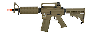 LT-01TL-G2 M4 M933 COMMANDO LOW FPS AEG RIFLE (COLOR: TAN)