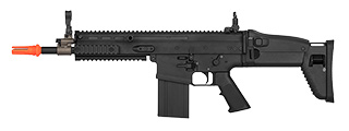 ARES-AR-060E MK16-H WITH QUAD RAIL SYSTEM W/ ELECTRIC FIRE CONTROL SYSTEM (BLACK)