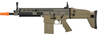 ARES-AR-061E MK16-H WITH QUAD RAIL SYSTEM W/ ELECTRIC FIRE CONTROL SYSTEM (TAN)