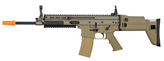 ARES-AR-063E MK16 - LIGHT RIFLE W/ ELETRIC FIRE CONTROL SYSTEM (TAN)
