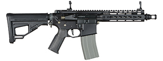 ARES-M4-KM7-BK ARES OCTARMS X AMOEBA M4-KM7 ASSAULT RIFLE (BK)