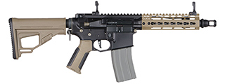 ARES-M4-KM7-DE ARES OCTARMS X AMOEBA M4-KM7 ASSAULT RIFLE (TWO TONE)