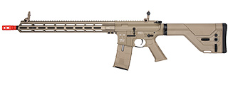 ICS CXP MMR DMR ELECTRIC BLOWBACK AIRSOFT AEG RIFLE - TAN