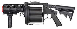 ASG-50194-193 MULTIPLE GRENADE LAUNCHER S (BLACK)