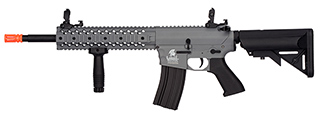 LT-12Y-G2 M4 GEN 2 EVO AEG AIRSOFT RIFLE (GRAY)