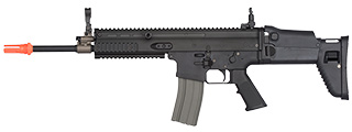 ARES-AR-062E MK16 - LIGHT RIFLE W/ ELETRIC FIRE CONTROL SYSTEM (BLACK)