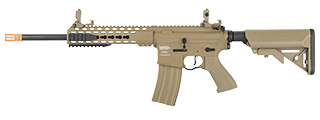 "Lancer Tactical LT-19 ProLine Series M4 Carbine 10"" AEG [LOW FPS] (TAN)"