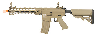 "Lancer Tactical LT-34 Proline ""BattleHawk"" Airsoft AEG Rifle (TAN)"