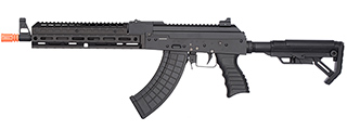 Golden Eagle F6841 AK Full Metal Airsoft AEG Rifle (BLACK)