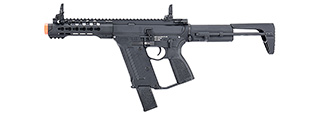 "KWA Ronin ""TEKKEN"" TK.45C AEG2.5 Airsoft Rifle [Adjustable FPS] (BLACK)"