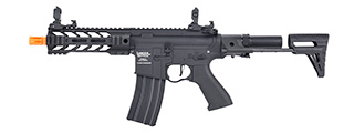 Lancer Tactical ProLine BATTLE HAWK PDW AEG [HIGH FPS] (BLACK)